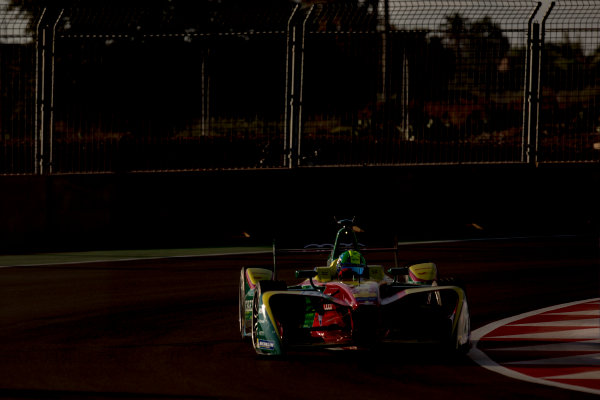 2016/2017 FIA Formula E Championship. Marrakesh ePrix, Circuit International Automobile Moulay El Hassan, Marrakesh, Morocco. Saturday 12 November 2016. Lucas Di Grassi (BRA), ABT Schaeffler Audi Sport, Spark-Abt Sportsline, ABT Schaeffler FE02.  Photo: Zak Mauger/LAT/Formula E ref: Digital Image _L0U6545