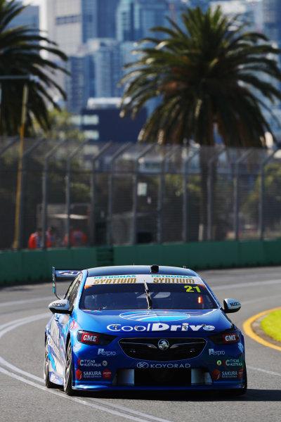 Tim Blanchard, Brad Jones Racing Holden.