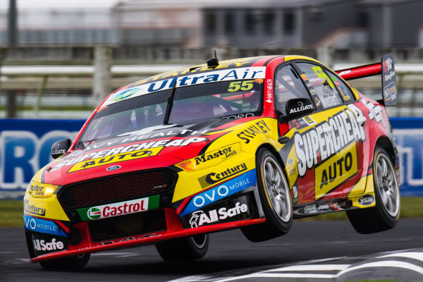 2017 Supercars Championship Round 14.  Auckland SuperSprint, Pukekohe Park Raceway, New Zealand. Friday 3rd November to Sunday 5th November 2017. Chaz Mostert, Rod Nash Racing Ford.  World Copyright: Daniel Kalisz/LAT Images  Ref: Digital Image 031117_VASCR13_DKIMG_0973.jpg