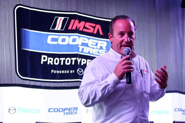 30 September - 2 October, 2015, Braselton, Georgia USA IMSA Cooper Tire Prototype Lites Banquet, Randy Hembrey ?2015, Jake Galstad LAT Photo USA