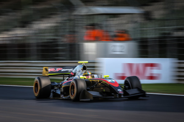 BUDAPEST (HUN) APR 22-24 2016 - Second round of the Formula V8 3.5 at the Hungaroring. Johnny Cecotto #21 RP Motorsport. Action. © 2016 Diederik van der Laan  / Dutch Photo Agency / LAT Photographic