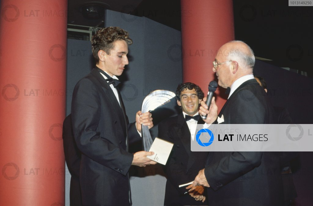 1991 Autosport Awards.