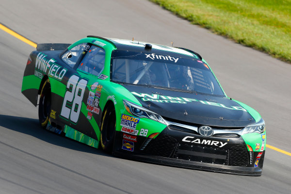 NASCAR XFINITY Series VisitMyrtleBeach.com 300 Kentucky Speedway Sparta, KY USA Friday 22 September 2017 Dakoda Armstrong, WinField United Toyota Camry World Copyright: Russell LaBounty LAT Images