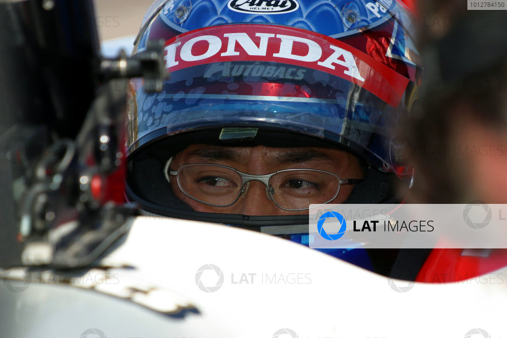 2003 Phoenix IRL IndyCar