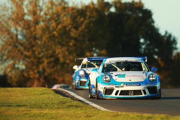 Josh Webster - Team Parker Racing
