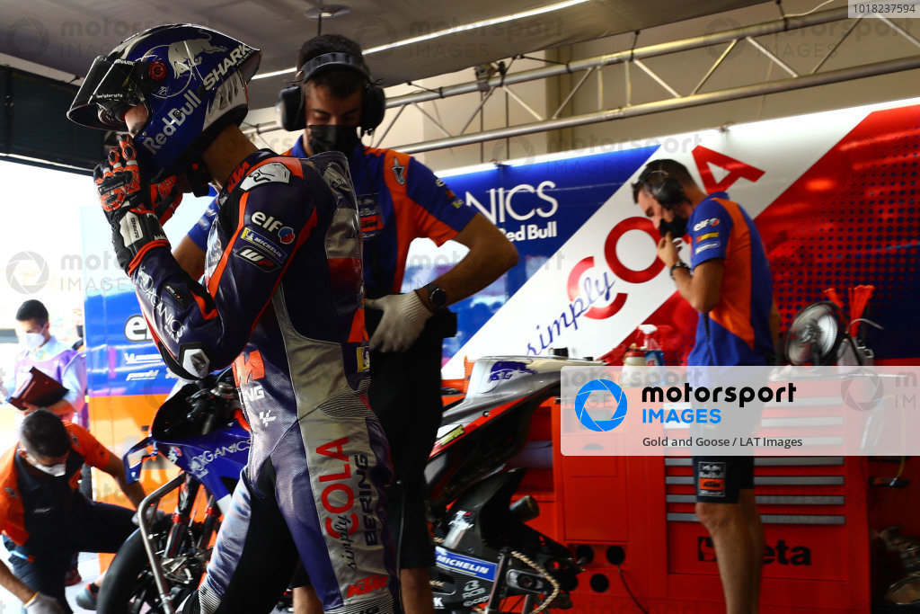 Iker Lecuona, Red Bull KTM Tech 3 .