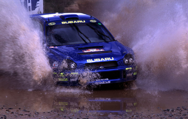 2001 World Rally ChampionshipRally Australia, WRC. 1st - 4th NovemberWorld Copyright - McKlein / LAT PhotographicRef: 35mm Image A15