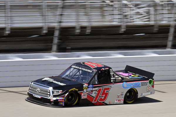 #15: Anthony Alfredo, DGR-Crosley, Toyota Tundra The Precision Difference / Oxford Energy Group / Meccanic / ASDC
