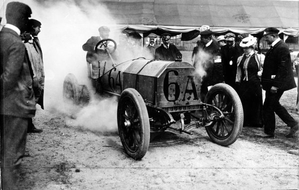 1906 French Grand Prix.