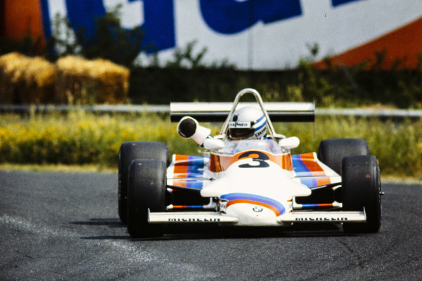 Thierry Tassin, March 832 BMW/Rosche.