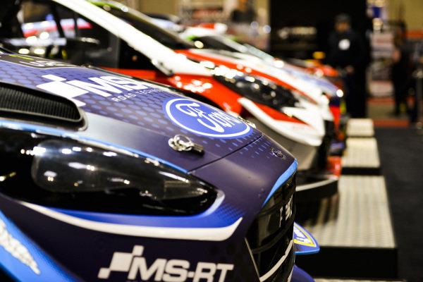 WRC Rally Cars