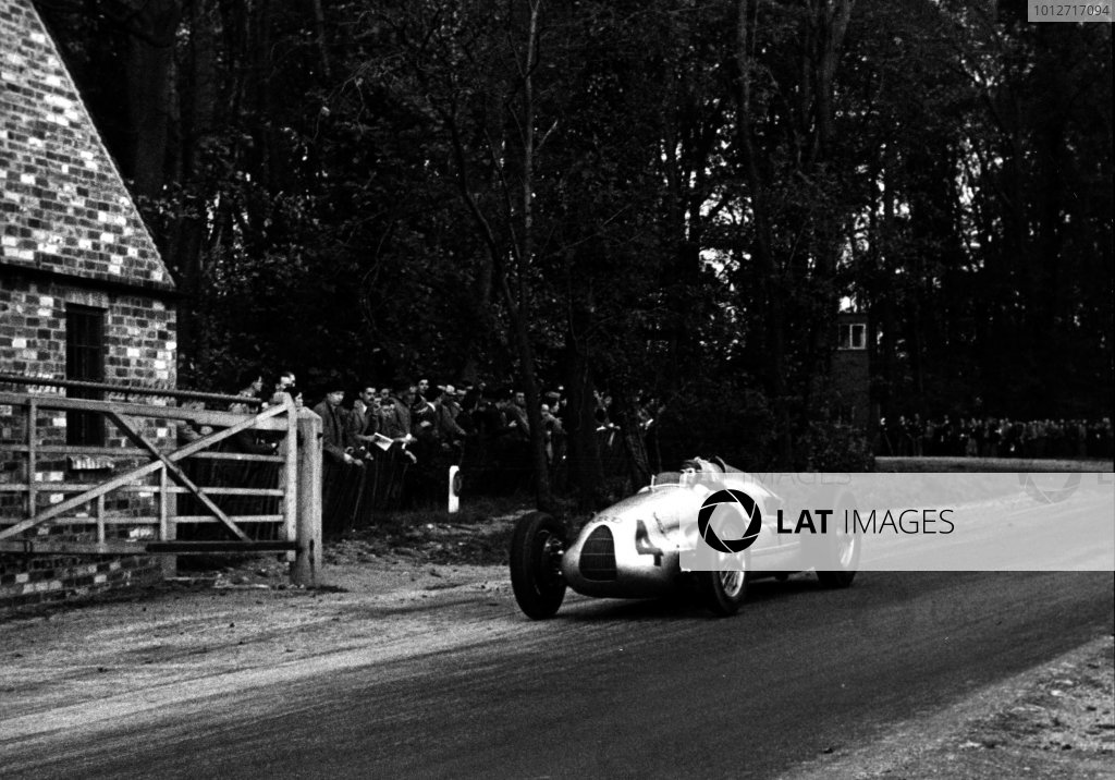 1938 Donington Grand Prix.