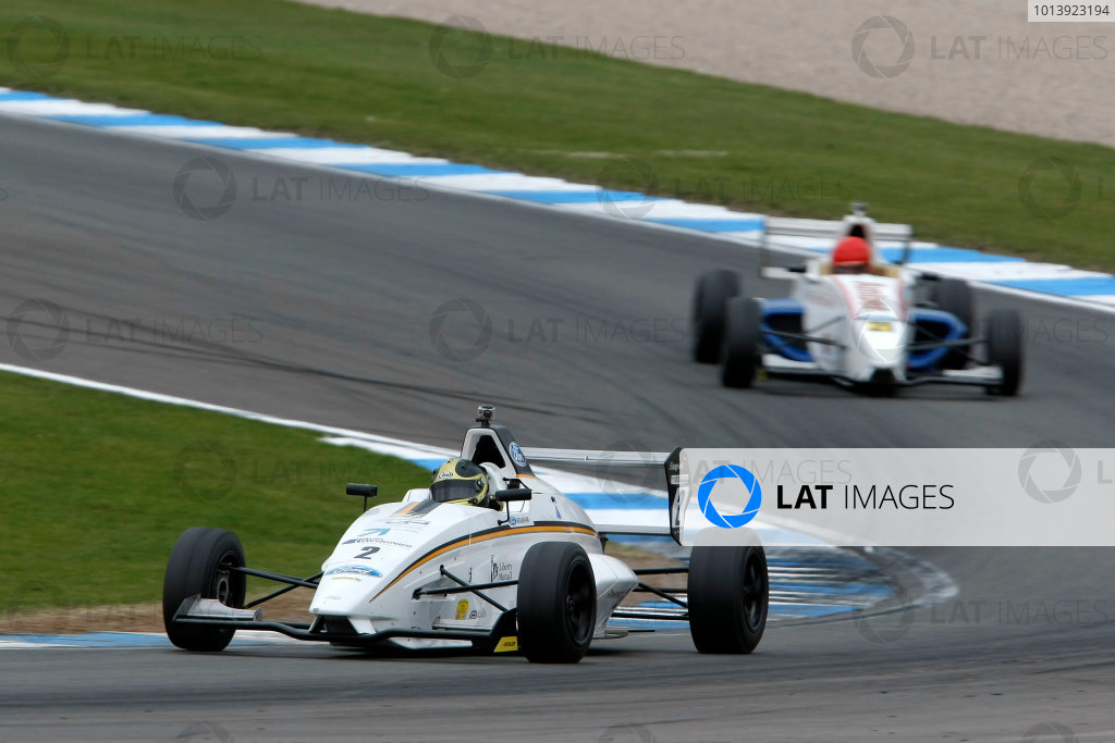 2013 MSA Formula Ford Championship of Great Britain. Donington Park, Leicestershire. 20th - 21st April 2013. Sam Brabham (GBR) JTR Formula Ford 200.. World Copyright: Ebrey / LAT Photographic.