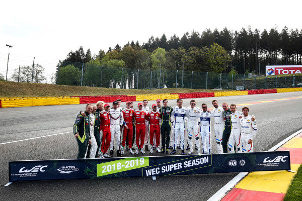 GT Drivers group photo
