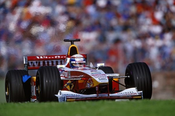 1999 San Marino Grand PrixImola, Italy. 30th April - 2nd May.Alessandro Zanardi, Williams FW21 Supertec. Action.World Copyright: Charles Coates/LAT Photographicref: 35mm Transparency. 50mb Scan.