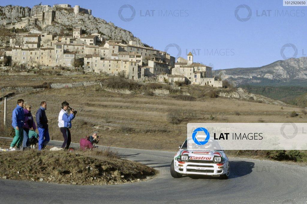 1993 World Rally Championship.