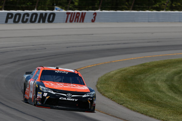 NASCAR XFINITY Series Pocono Green 250 Pocono Raceway, Long Pond, PA USA Friday 9 June 2017 Matt Tifft, Tunity Toyota Camry World Copyright: Matthew T. Thacker LAT Images ref: Digital Image 17POC1mt1179