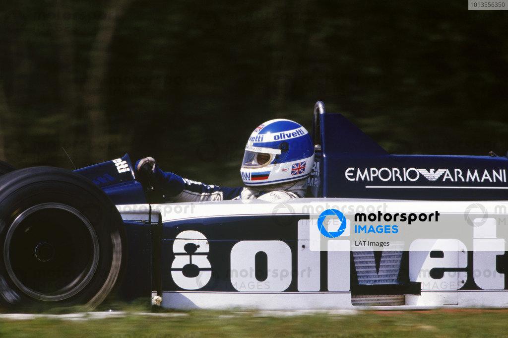 1986 Hungarian Grand Prix.