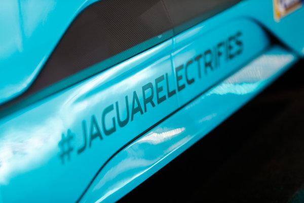 Autosport International Exhibition. National Exhibition Centre, Birmingham, UK. Thursday 11th January 2017. The Jaguar I-Pace Trophy.World Copyright: Glenn Dunbar/LAT Images Ref: _X4I4095