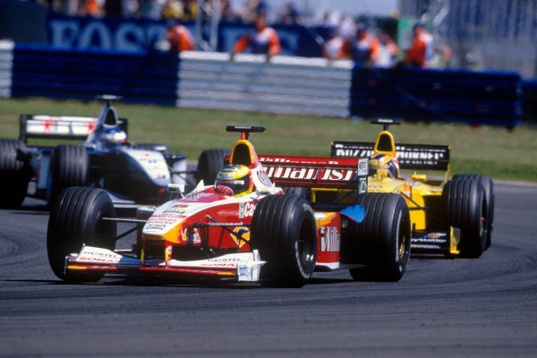 Silverstone, England.9th - 11th July 1999. Rd 8.xxxWorld Copyright: LAT PhotographicRef: 99GB23