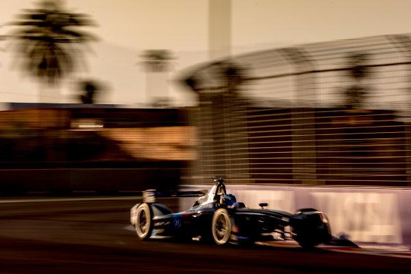 2016/2017 FIA Formula E Championship. Marrakesh ePrix, Circuit International Automobile Moulay El Hassan, Marrakesh, Morocco. Saturday 12 November 2016. Maro Engel (GER), Venturi, Spark-Venturi, Venturi VM200-FE-02.  Photo: Zak Mauger/LAT/Formula E ref: Digital Image _X0W5487