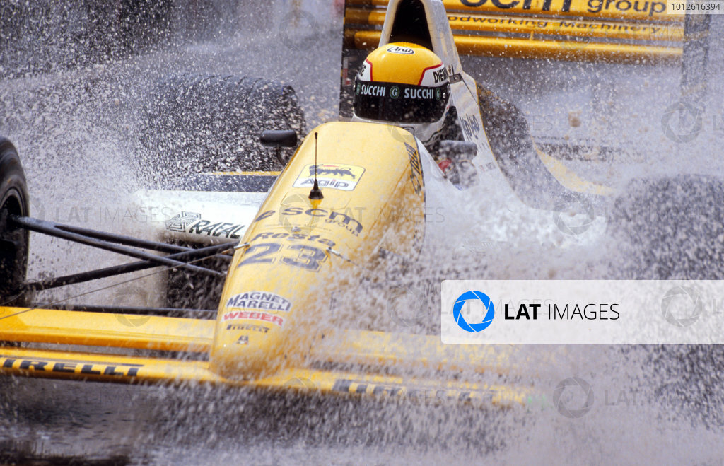 1990 United States Grand Prix.