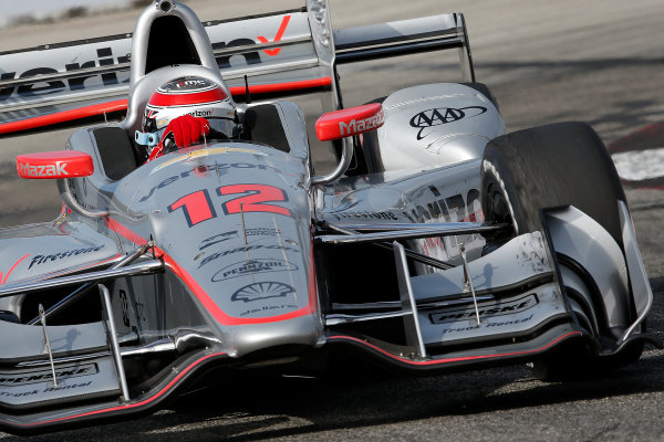 2017 Verizon IndyCar Series Toyota Grand Prix of Long Beach Streets of Long Beach, CA USA Sunday 9 April 2017 Will Power World Copyright: Perry Nelson/LAT Images