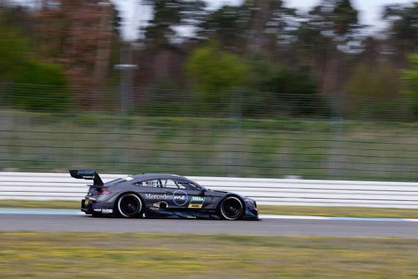 2017 DTM Testing & Media Day Hockenheim, Germany. Thursday 6 April 2017. Robert Wickens, Mercedes-AMG Team HWA, Mercedes-AMG C63 DTM. World Copyright: Alexander Trienitz/LAT Images ref: Digital Image 2017-DTM-MD-HH-AT1-0598