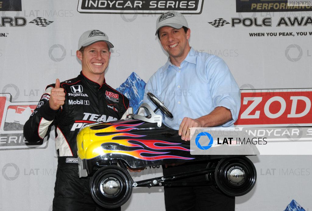 2010 IRL IndyCar Kansas