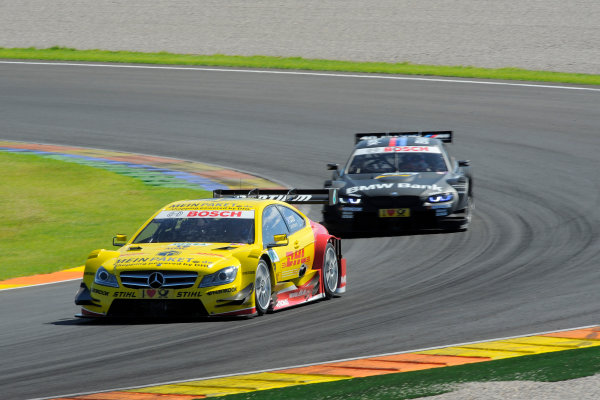 Round 9 - Valencia, Spain28th - 30th September 2012David Coulthard (GBR), Muecke Motorsport, AMG Mercedes C-CoupeWorld Copyright:  XPB Images / LAT Photographicref: Digital Image 2375242_HiRes