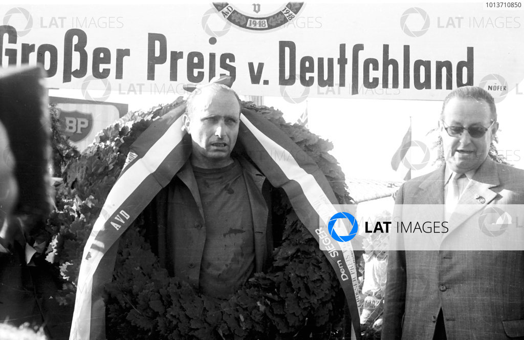 1957 German Grand Prix.