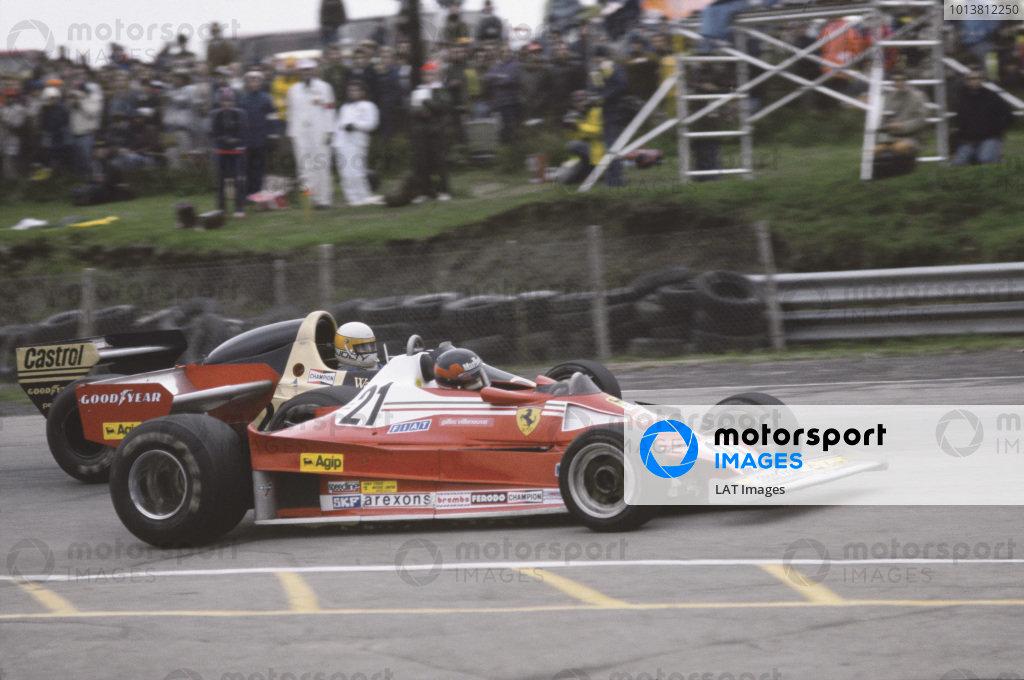 1977 Canadian Grand Prix.