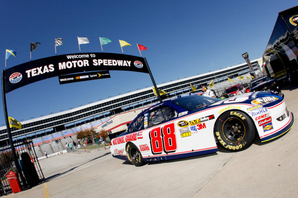 1-4 November, 2012, Fort Worth, Texas USA Dale Earnhardt Jr .(c)2012, LAT South LAT Photo USA