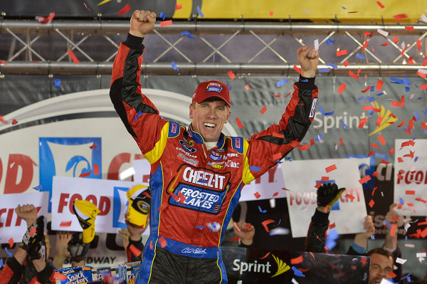 March 14-16, 2014, Bristol, Tennessee, USA.   Carl Edwards   ©2014, John Harrelson / LAT Photo USA