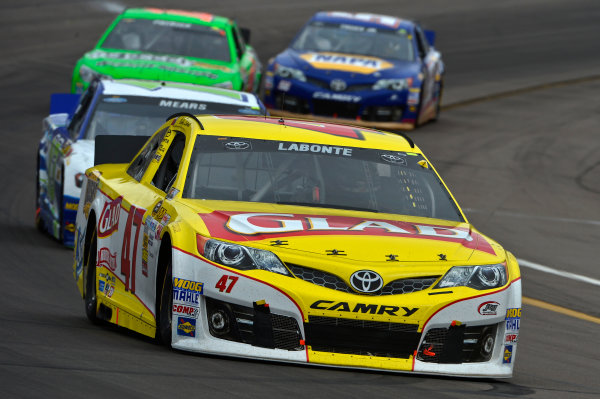 March 1-3, 2013 Avondale, Arizona USA Bobby Labonte pack.(c) 2013, Brian Czobat LAT Photo USA .