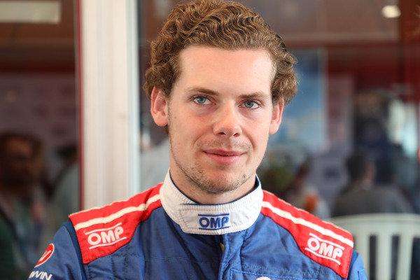 Harrison Newey, SMP Racing