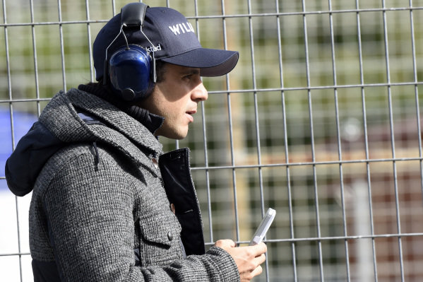 Felipe Massa (BRA) Williams. Formula One Testing, Jerez, Spain, Day Two, Wednesday 29 January 2014.