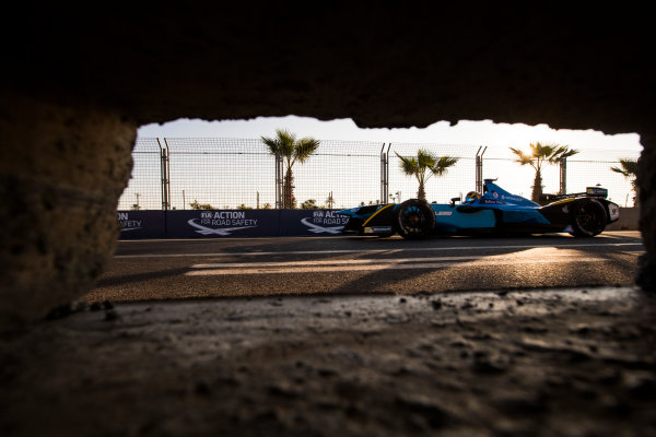 2016/2017 FIA Formula E Championship. Marrakesh ePrix, Circuit International Automobile Moulay El Hassan, Marrakesh, Morocco. Sebastien Buemi (SUI), Renault e.Dams, Spark-Renault, Renault Z.E 16.  Saturday 12 November 2016. Photo: Sam Bloxham/LAT/Formula E ref: Digital Image _SLA6928