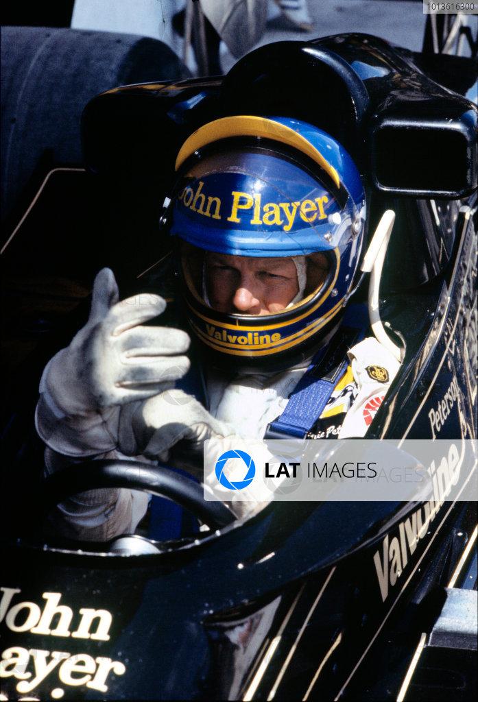 1978 Brazilian Grand Prix.