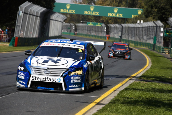 Garry Jacobson, Kelly Racing, Nissan