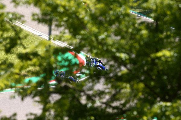 Marco Melandri, GRT Yamaha WorldSBK, Sandro Cortese, GRT Yamaha WorldSBK.