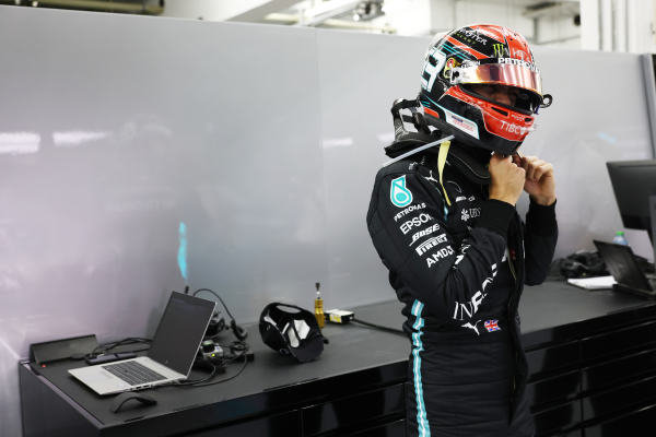 George Russell, Mercedes-AMG Petronas F1
