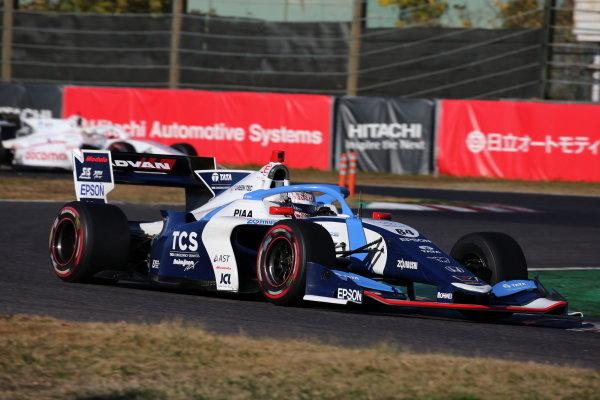 Tadasuke Makino ( #64 TCS NAKAJIMA RACING ), Dallara SF19 Honda. Photo: Yukio Yoshimi