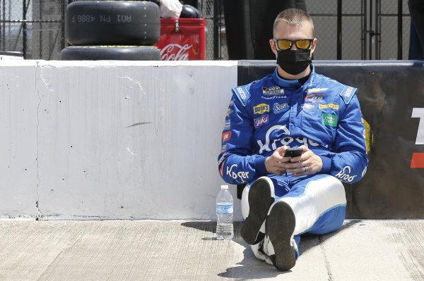 #37: Ryan Preece, JTG Daugherty Racing, Chevrolet Camaro Kroger/Reese's