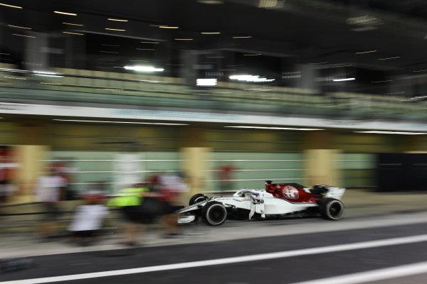 Antonio Giovinazzi, Alfa Romeo Sauber C37