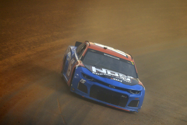 #15: Chris Windom, Rick Ware Racing, Chevrolet Camaro NOS Energy Drink