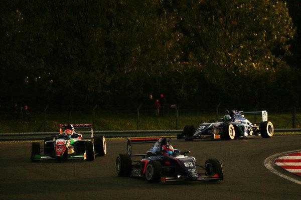 Nicolai Kjaergaard (DEN) Carlin BRDC British F3
