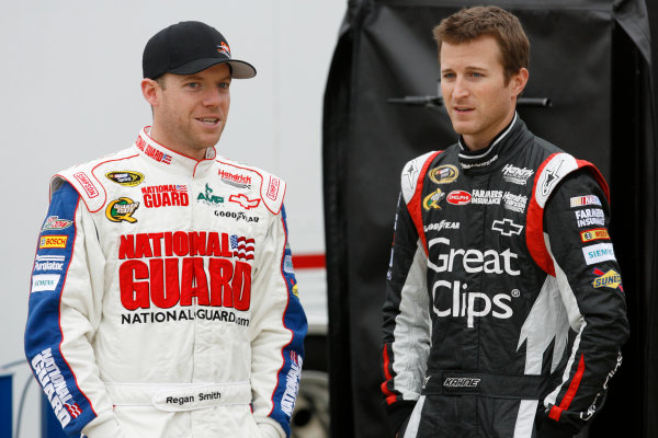 11-12 December 2012, Concord, North Carolina, USA Kasey Kahne Regan Smith.(c)2012, LAT Photo USA LAT Photo USA. .
