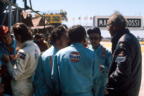 Sebring, Florida, USA. 20th March 1971. Rd3.