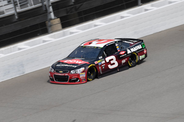 Monster Energy NASCAR Cup Series Pure Michigan 400 Michigan International Speedway, Brooklyn, MI USA Friday 11 August 2017 Austin Dillon, Richard Childress Racing, Dow Automotive Magna Chevrolet SS World Copyright: Logan Whitton LAT Images